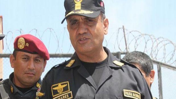 El coronel Linares creó poder paralelo en la región policial de Lambayeque