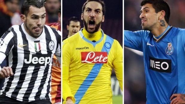 Juventus, Napoli y Porto aumentarán el nivel de la Europa League