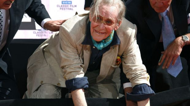 "Murió Peter O'Toole, el recordado actor de ""Lawrence de Arabia"""