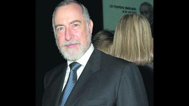 Restos de Manuel García Miró, directivo de América TV, fueron sepultados hoy