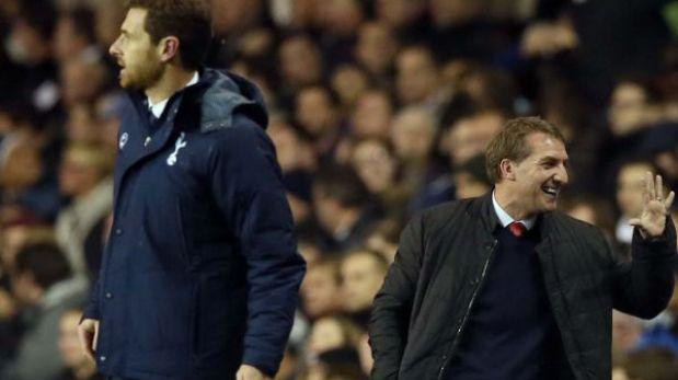Tottenham despide al técnico André Villas-Boas tras goleada ante Liverpool