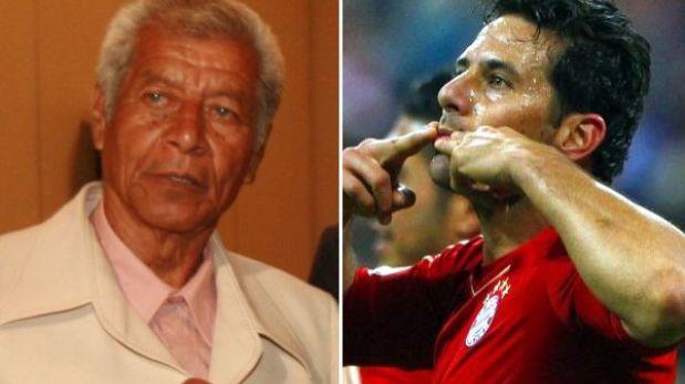 """Víctor Benítez: """"¿Pizarro jugó? Yo sí jugué los 90 minutos y fui campeón de Europa"""""""
