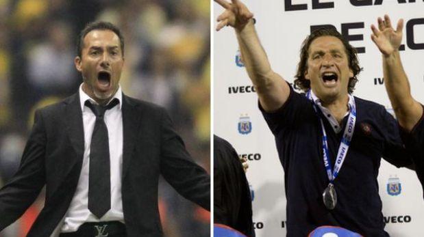 Dos técnicos extranjeros que fracasaron en el Perú y lograron el éxito afuera
