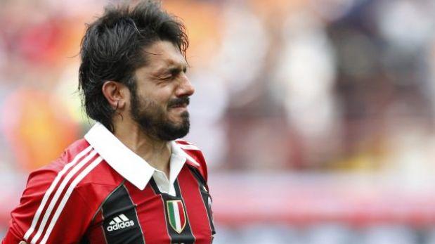 """Gennaro Gattuso se siente """"enfadado y ofendido"""" por acusación de arreglo de partidos"""
