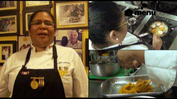 Los secretos gastronómicos de la recordada Teresa Izquierdo revelados por su hija