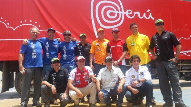 Dakar 2014: los peruanos que competirán en el raid