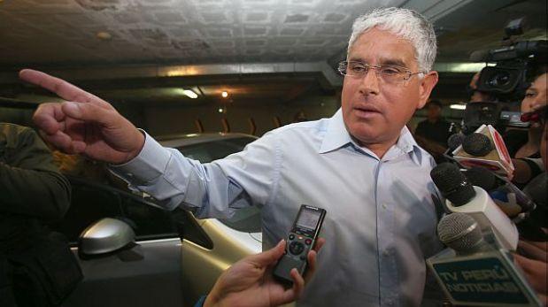 Lista de visitas a López Meneses fue hallada, según viceministro de Justicia