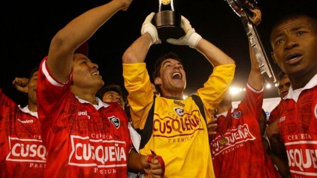 Un día histórico: Hace 10 años Cienciano ganó la Copa Sudamericana