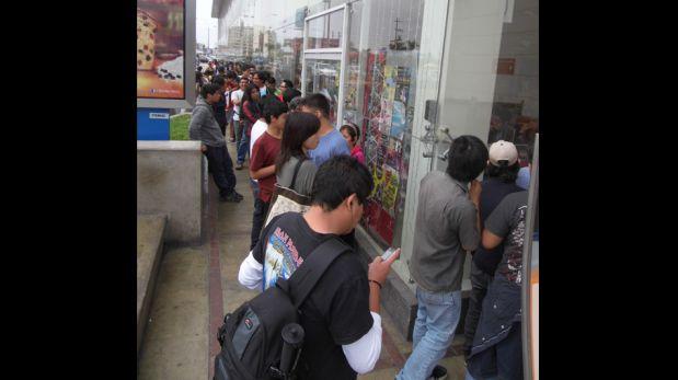 Metallica en Lima: así fue el primer día de venta de entradas [FOTOS]