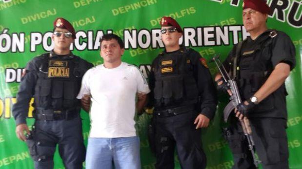 """Chiclayo: otro criminal de """"La Gran Familia"""" fue capturado por la Policía"""