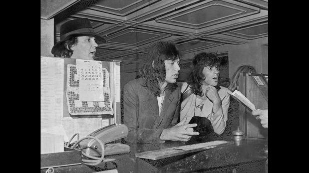Keith Richards y las mejores tres imágenes de su visita al Perú [FOTOS]