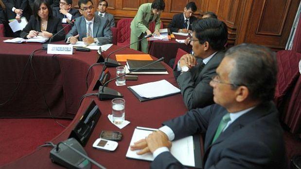 Concluyó etapa testimonial en investigación legislativa sobre Ecoteva