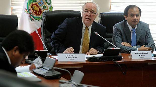 Ollanta Humala sí se reunió con García Belaunde por caso López Meneses, afirma Galarreta