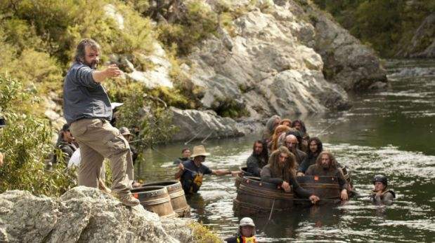 """""""El Hobbit: la desolación de Smaug"""" mira algunas imágenes de la taquillera película [FOTOS]"""