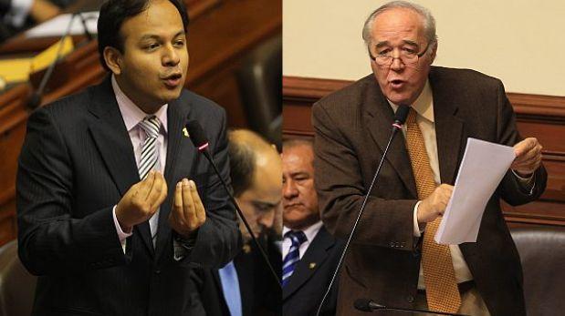 Fujimorismo evalúa pedir a García Belaunde que dé un paso al costado