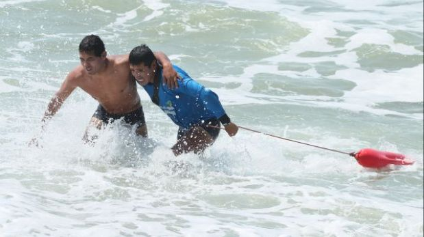 Playas de Lima serán resguardadas por 550 salvavidas