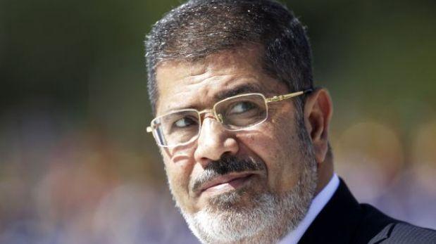 Mursi será juzgado en una tercera causa por su fuga y asalto a prisión