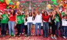 El presidente Humala y su familia participaron en agasajo a niños por Navidad [FOTOS]