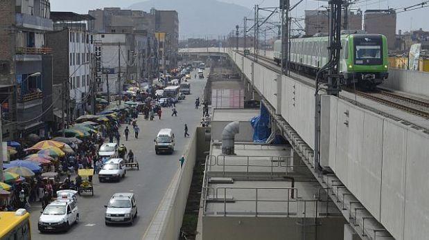 Rutas de corredores viales se modificarán si se superponen con el Metro
