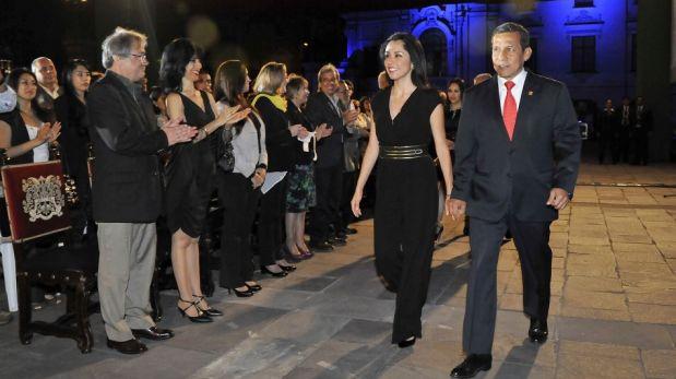 La celebración por Navidad que organizó el presidente Humala en Palacio de Gobierno [FOTOS]