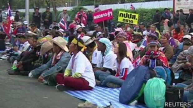 Tailandia: hoy se inicia el registro electoral para elecciones en febrero
