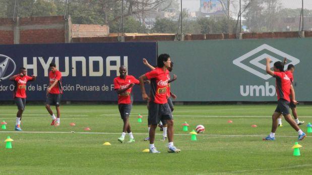 La selección peruana se prepara para enfrentar al País Vasco este sábado en España [FOTOS]