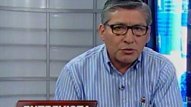 Jaime Zea niega que Lima será ingobernable si es designado teniente alcalde