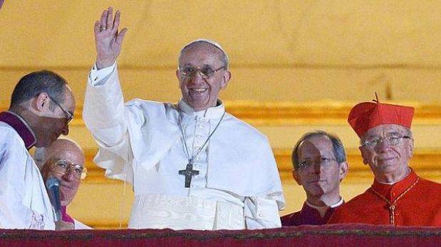 Grandes hechos del 2013: el día en que eligieron al papa Francisco