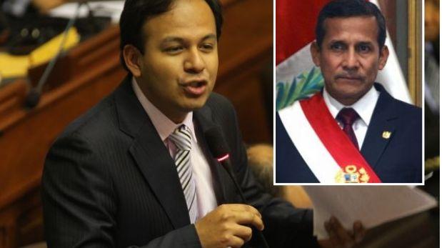 """""""Si a Humala le interesa hablar de López Meneses que lo haga en reunión formal"""", afirmó Díaz Dios"""