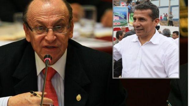 """Fiscal Peláez Bardales: """"No hablé de López Meneses con Humala"""""""