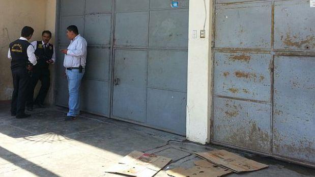 Balacera entre familiares dejó dos personas muertas en Santa Anita