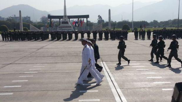 General Leonel Cabrera Pino reemplaza a José Cueto en el Comando Conjunto