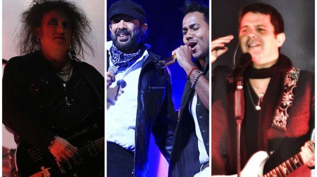 Estos son los 20 conciertos que llevaron más público en Lima el 2013