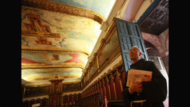 Un paseo por el monasterio de San Francisco [FOTOS]