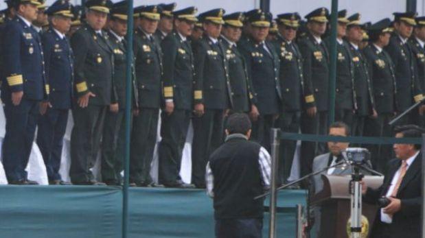Pasarán al retiro 550 oficiales y 900 suboficiales de la Policía Nacional