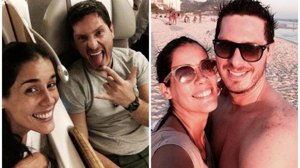 Cristian Rivero y Gianella Neyra recibirán juntos el 2014 fuera del país