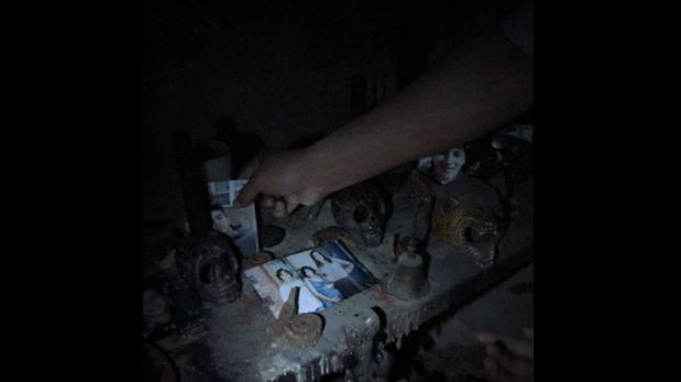 """Descubre las escalofriantes escenas de """"Actividad Paranormal: los marcados"""" [FOTOS]"""