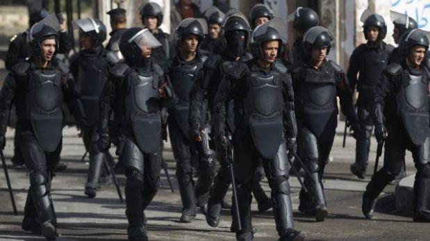 Egipto: policía detuvo a 350 islamistas por apoyar a la Hermandad Musulmana
