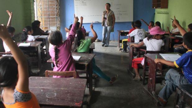 Colegios con alumnos indígenas sufren la mayor discriminación del sistema educativo