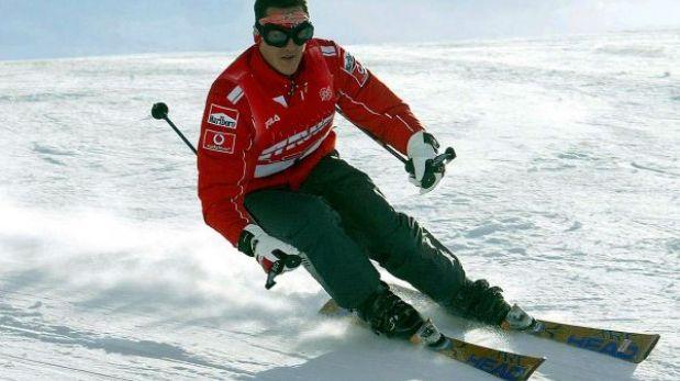 Michael Schumacher se accidentó esquiando y su vida corre peligro