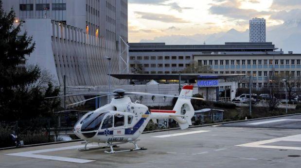 Michael Schumacher y la gran tensión tras su grave accidente de esquí en Francia [FOTOS]