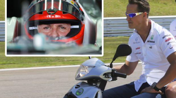 Michael Schumacher grave: un repaso a los accidentes del ex campeón de la F1