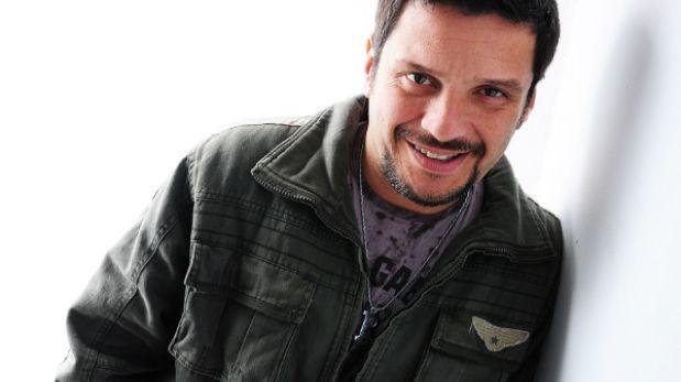 Lucho Cáceres actuará con Angie Cepeda en filme de Joel Calero