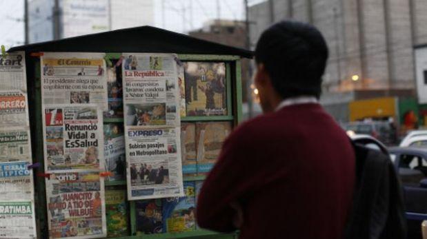 IPYS sobre palabras de Humala: Gobierno debe mantenerse al margen del debate