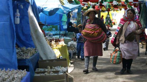 Centro de Arequipa es custodiado para impedir ocupación de ambulantes
