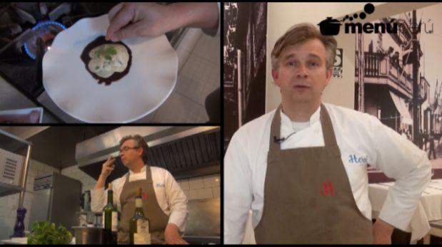 Delicias de fin de año: prepara junto al chef Hervé una exquisita receta