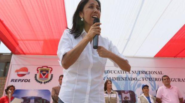 Cargo de Nadine Heredia vuelve a traer dudas sobre posible candidatura