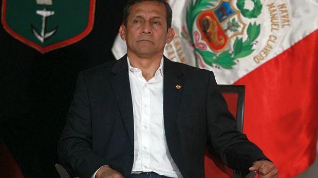 """Ollanta Humala """"no le da importancia debida"""" a seguridad ciudadana"""