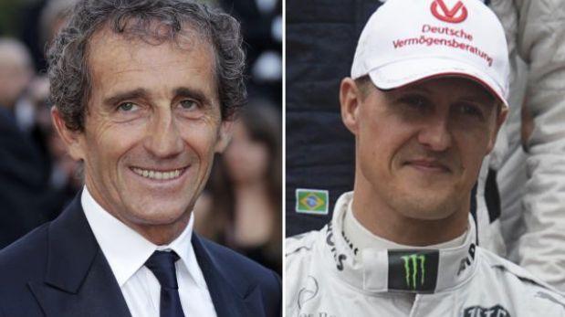 "Schumacher se accidentó porque intentó ""llenar el vacío que deja la F1"""