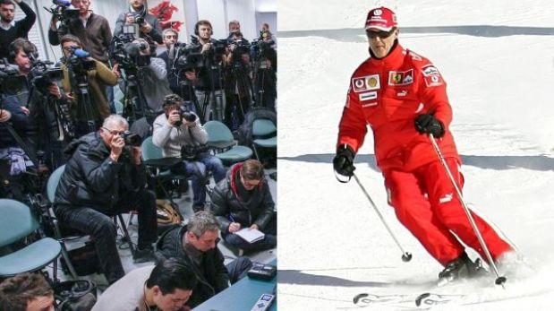 Schumacher en coma: periodista disfrazado de cura intentó acercarse al piloto